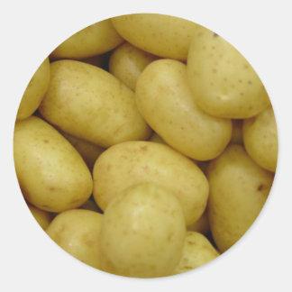 Patatas Etiquetas