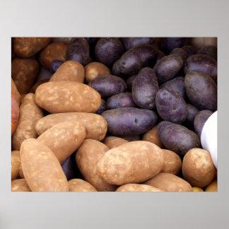 Patatas Póster