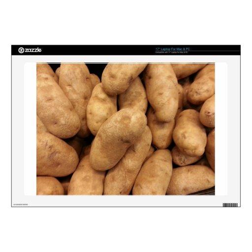 Patatas Skins Para Portátil