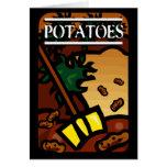 Patatas Tarjeta