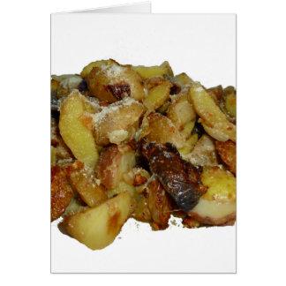 patatas y cebollas fritas con cheese.jpg tarjeta de felicitación