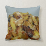 patatas y cebollas fritas con el queso 2 almohada