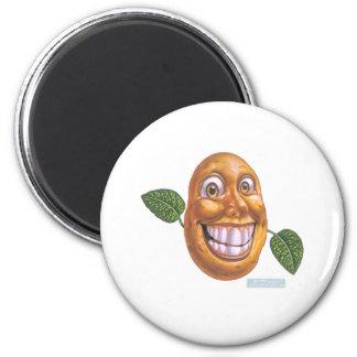 patatoe 2 inch round magnet
