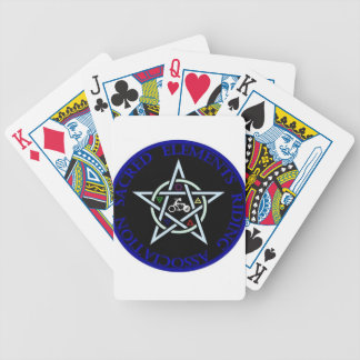 Patch Bicycle Playing Cards