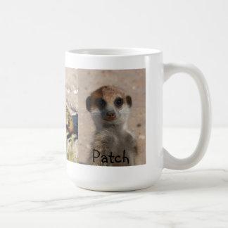 Patch Meerkat Mug