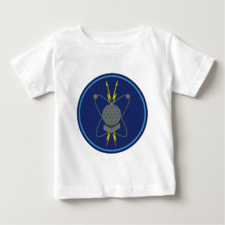 Patch of a military unit 20117 Rus Baby T-Shirt