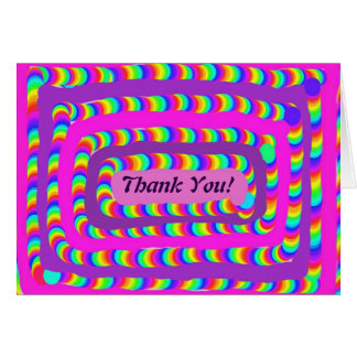 Patch of Candy Thank You Notes