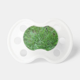 Patch of Grass Pacifier