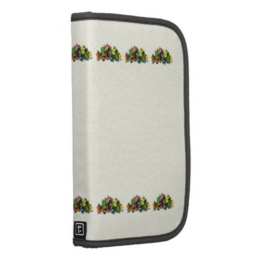 Patch of Pansies Planner