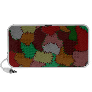 Patch Travelling Speakers