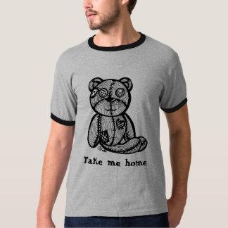 Patch, Take me home T-Shirt