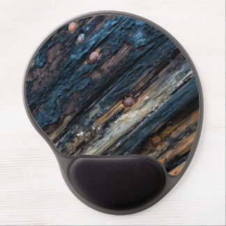 Patched boards gel mouse mat