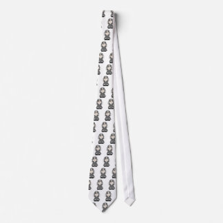 Patched Gothic Princess Tie
