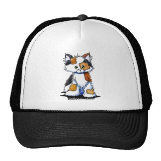 Patches Calico Kitty Cap Mesh Hat