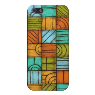 Patches Case For iPhone 5/5S