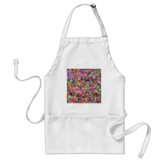 Patches of Paint Adult Apron