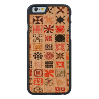 Patches & Pattern Carved® Cherry iPhone 6 Case