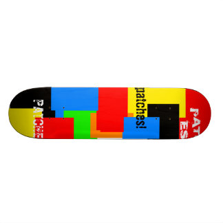Patches Skateboard