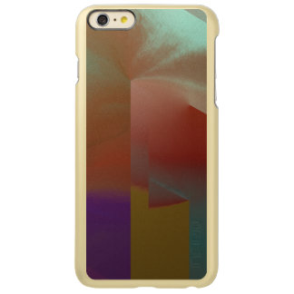 Patchwork Abstract Incipio Feather® Shine iPhone 6 Plus Case