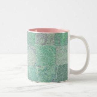 Patchwork Background Mug