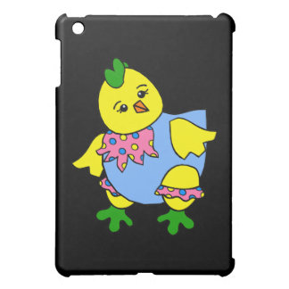 Patchwork Chick iPad Mini Cover