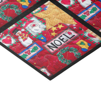"""Patchwork Christmas Tissue Paper 10"""" X 15"""" Tissue Paper"""