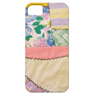 Patchwork Crazy Quilt iPhone SE/5/5s Case