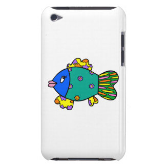 Patchwork Fish iPod Touch Cases