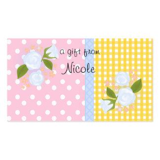 Patchwork Garden Business Card