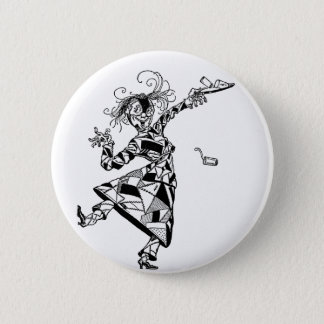Patchwork Girl of Oz Button