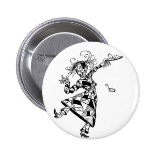 Patchwork Girl of Oz 2 Inch Round Button