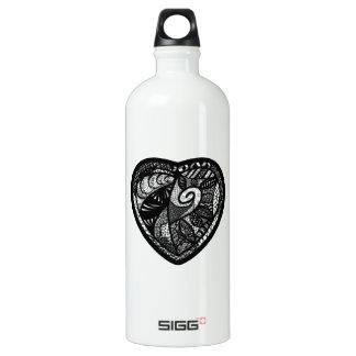 Patchwork Heart SIGG Traveler 1.0L Water Bottle