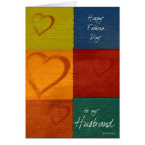 Patchwork Hearts-FDHus Card