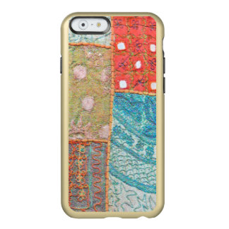 """""""PATCHWORK INDIAN CLOTH"""" CASE FOR iPHONE 6"""