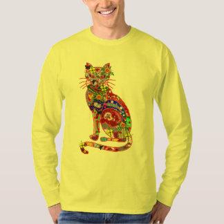 Patchwork Kitty Tee Shirt
