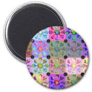 Patchwork Magnet