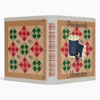 Patchwork Memories Binder