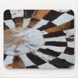 Patchwork Mouse Pad