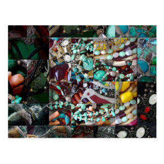 Patchwork of Beads Gift Range Post Cards