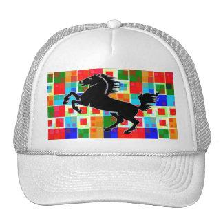 Patchwork Of Color Trucker Hat