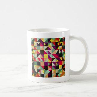 Patchwork of Colors Coffee Mug