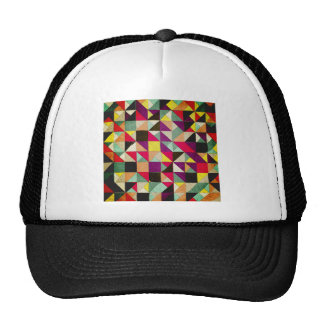 Patchwork of Colors Hats