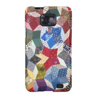 Patchwork Quilt Samsung Galaxy SII Case