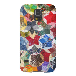 Patchwork Quilt Case For Galaxy S5