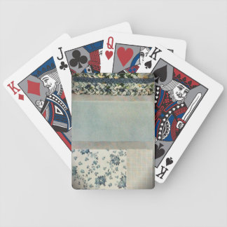 Patchwork Quilt Deck of Cards