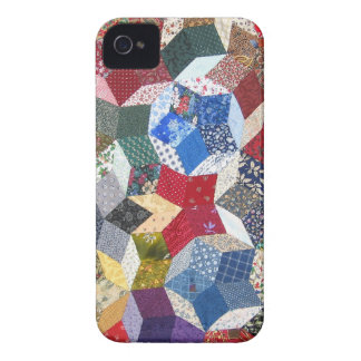 Patchwork Quilt iPhone 4 Cover