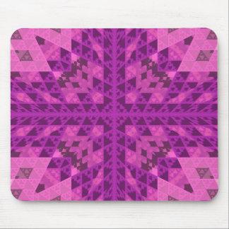 Patchwork Quilt Mouse Pad