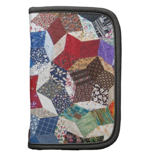 Patchwork Quilt Planners