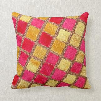 How To Make A Patchwork Throw Pillow : Patchwork Pillows - Decorative & Throw Pillows Zazzle