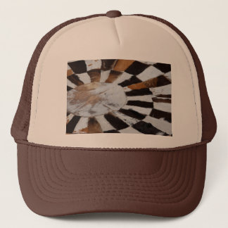 Patchwork Trucker Hat